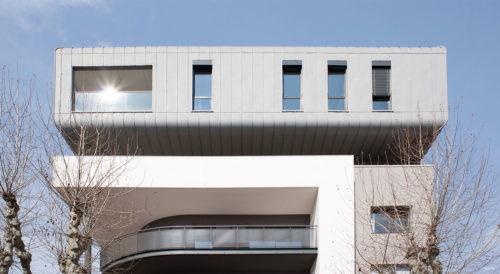 Immeuble moderne Roanne