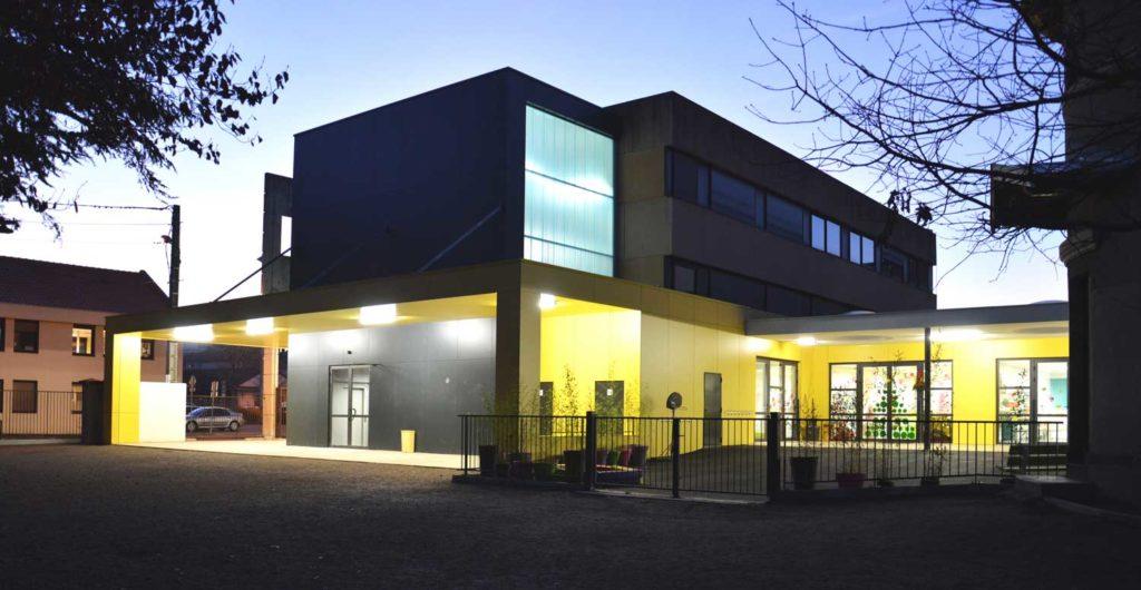 Ecole Saint Paul – Roanne Keops – Extérieur 2