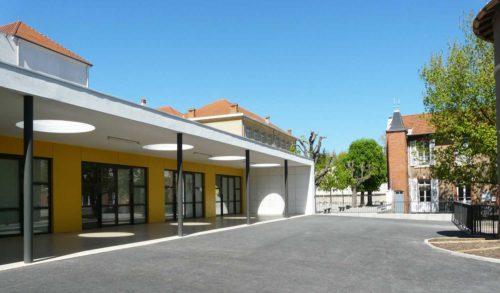 Ecole Saint Paul – Roanne Keops – Extérieur 4