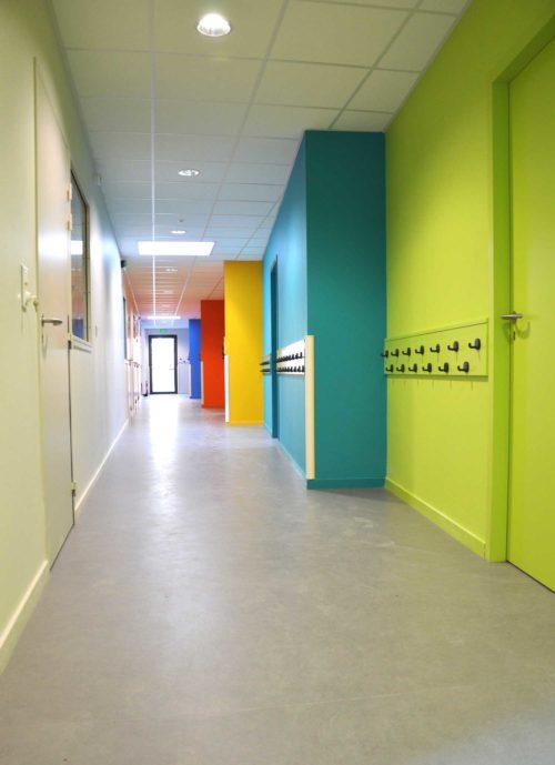 Ecole Saint Paul – Roanne Keops – Intérieur 1