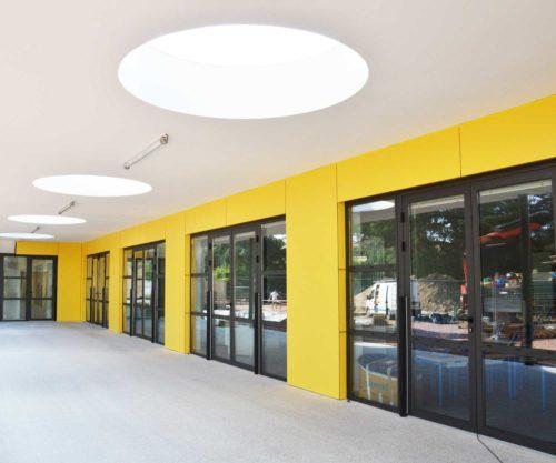Ecole Saint Paul – Roanne Keops – Intérieur 2