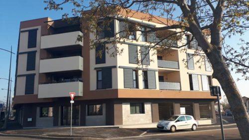 Immeuble locatif Le Pontet - Riorges - Keops Architecture