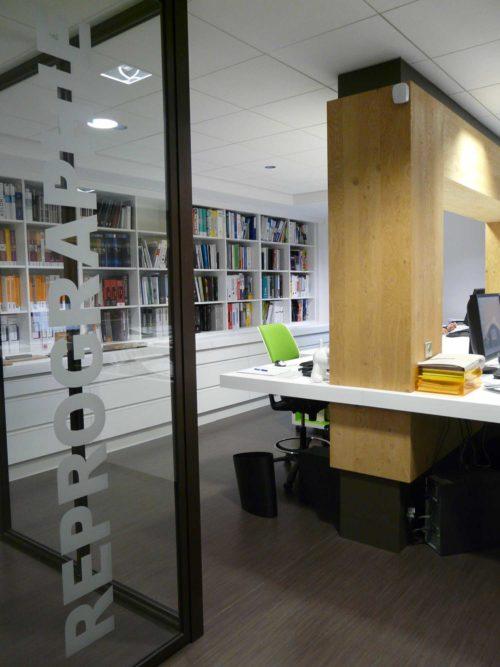 Bureaux Keops Architecture Roanne