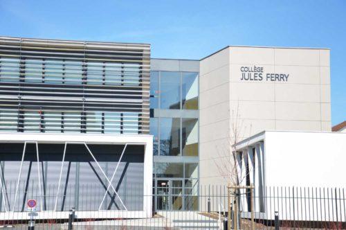 Collège Jules Ferry Roanne Keops extérieur 4