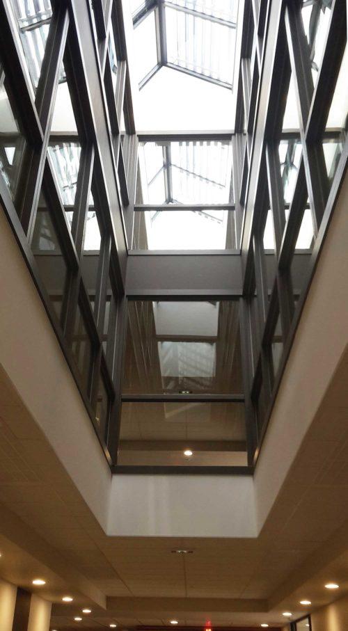 Collège Jules Ferry Roanne Keops Intérieur 2