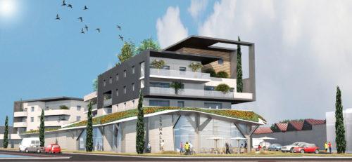 Les Halles Mulsant Roanne Keops Architecture