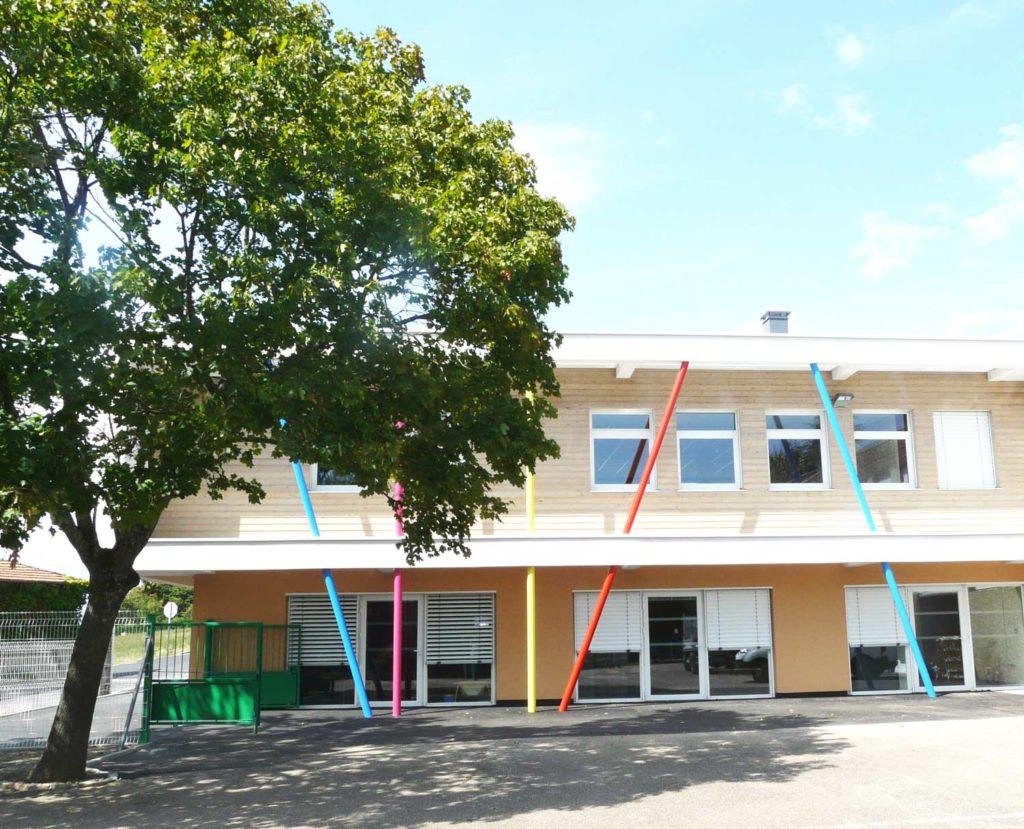 Ecole Primaire et Maternelle – Saint Vincent de Boisset – Keops – Ext1