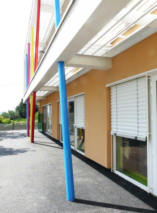 Ecole Primaire et Maternelle – Saint Vincent de Boisset – Keops – Ext2