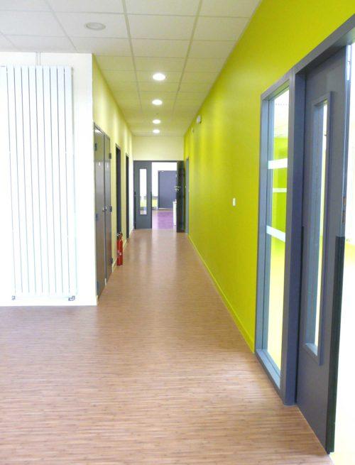 Ecole Primaire et Maternelle – Saint Vincent de Boisset – Keops – Int1