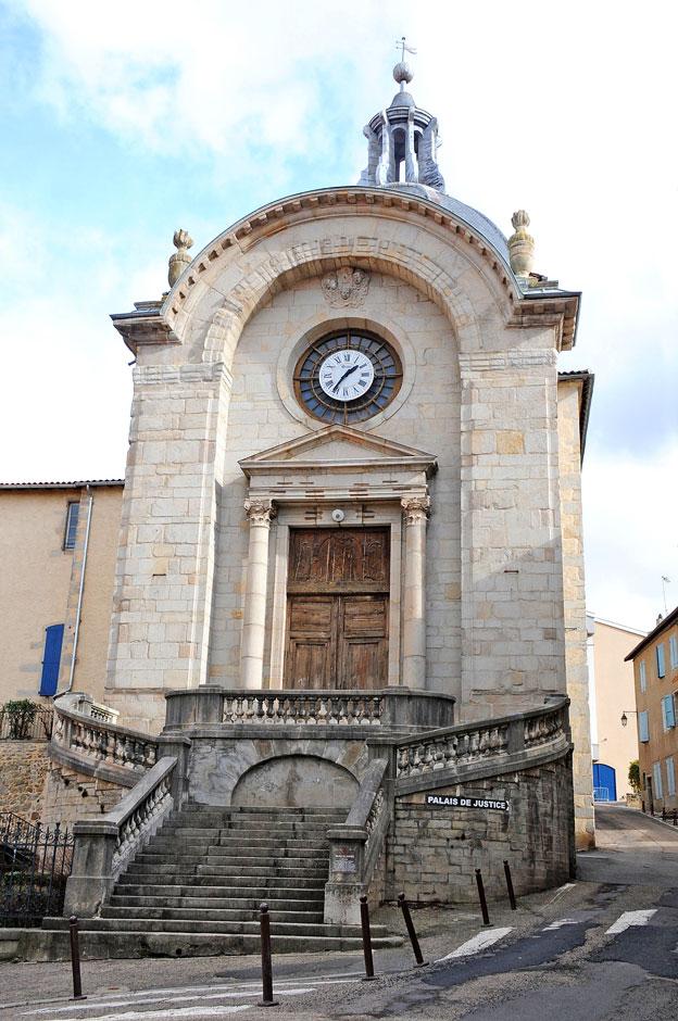 Palais de Justice de Montbrison