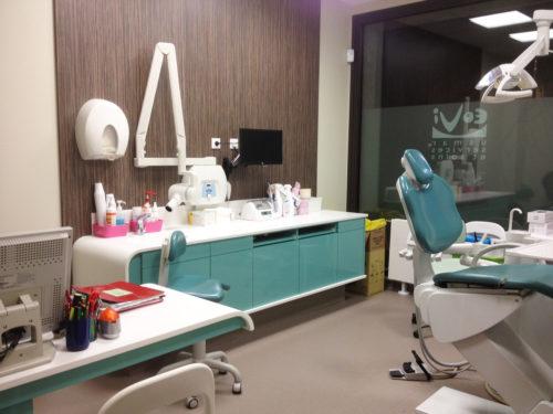 Cabinet dentaire EOVI