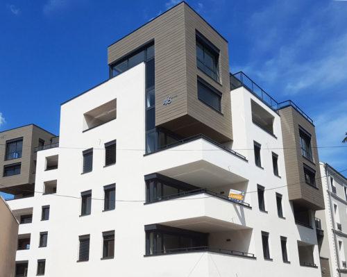 Immeuble d'habitation centre Ville Roanne