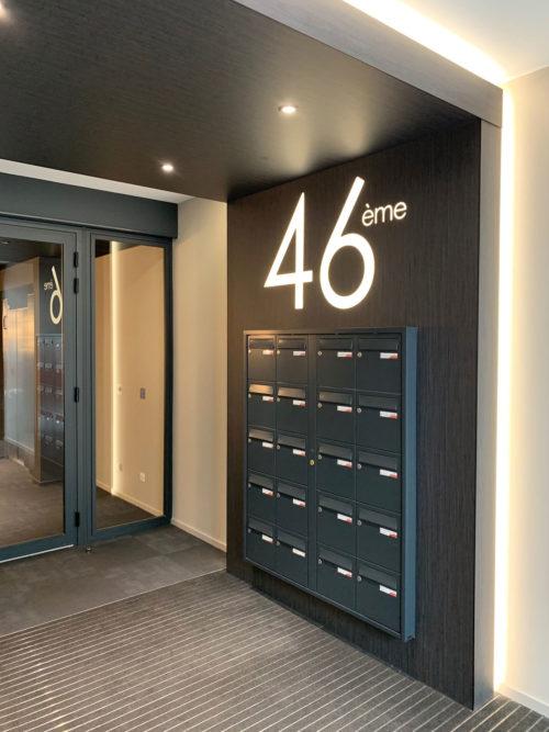Immeuble 46ème Centre Ville Roanne