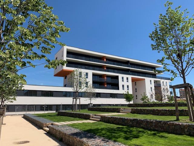 Immeuble Senteurs Parc Roanne - Keops architecture