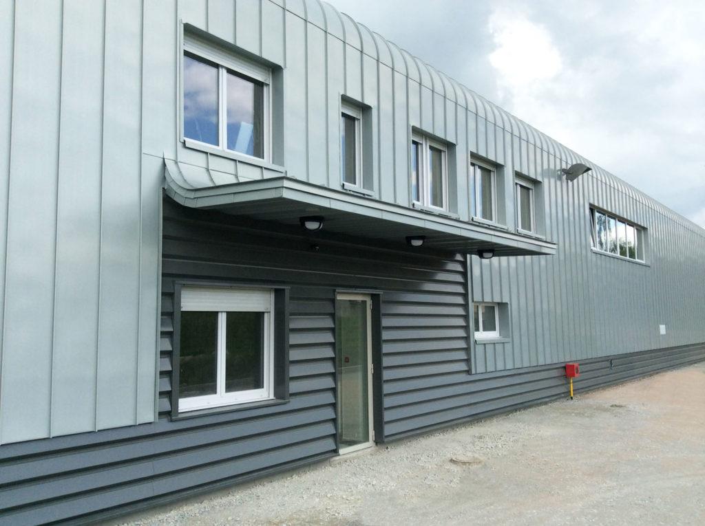SDIS Charlieu réalisé par Keops architecture