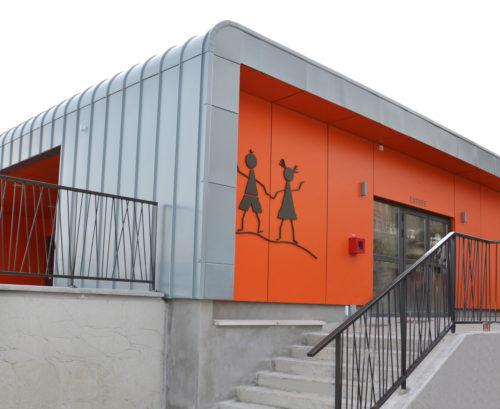 Restaurant scolaire design