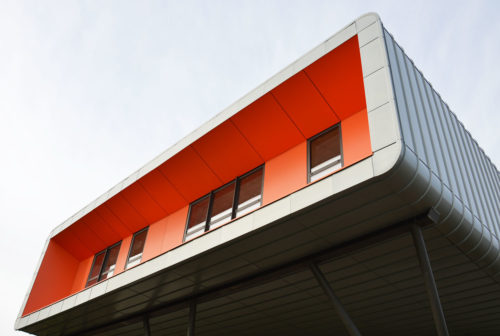 Restaurant scolaire design - Keops architecture