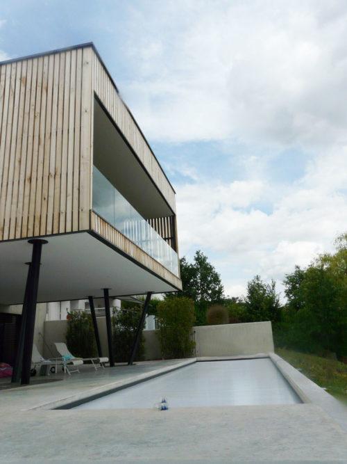 Maison individuelle architecte Keops Architecture