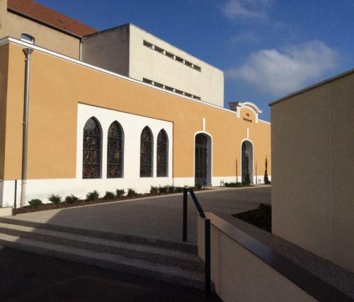 Collège Saint Paul Roanne
